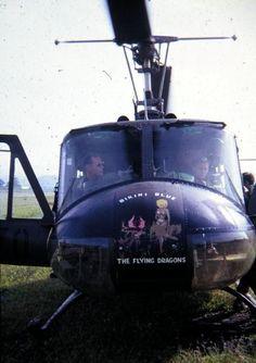 """Bikini Blue 2"" from the Airmobile Platoons of the 170th Aviation Company. http://www.pinterest.com/jr88rules/vietnam-war-memories/  #VietnamMemories"