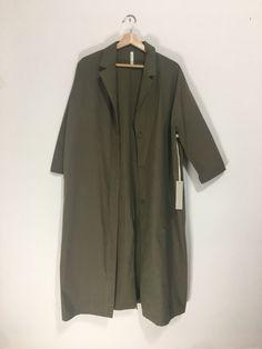 Modest Fashion  Camo jacket Camo coat Olive green  Treat inpired