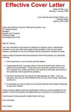 25 Cover Letter Heading Cover Letter Examples For Job Pinterest