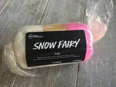 Snow fairy Fun lush Christmas