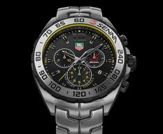 TAG Heuer Presents Five New Models At Goodwood Festival Of Speed
