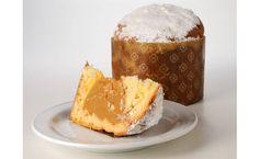 panetone de bem-casado vem recheado com doce de leite e coberto com açúcar de confeiteiro