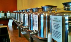 FIORE Artisan Olive Oils & Vinegars features Ultra Premium Extra Virgin Olive Oils and Aged Balsamic Vinegars.  Their tasting room in Rockland is an unforgettable experience.