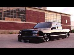 Bagged Truck Lowrider Trucks Rims Sport Air Ride