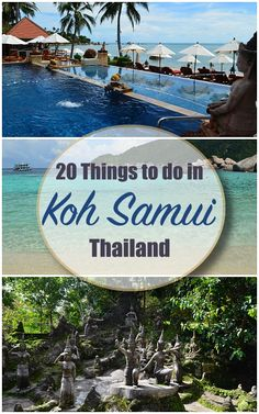 20 Things to do in Koh Samui @ Thailand
