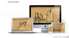 Volium    Trading website by Maii Blancocasinegro, via Behance