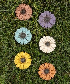 Love this Fairy Flower Stepping Stone - Set of Six on #zulily! #zulilyfinds