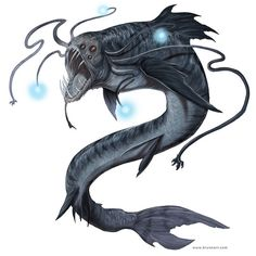 Creature Spot - The Spot for Creature Art, Artists and Fans - Inner Sea Bestiary Creatures