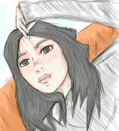 Friend sketch #1 Maulin