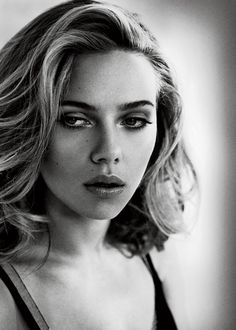 Vincent Peters' photography series 'In the Bedroom with Scarlett Johansson', for American magazine Esquire.