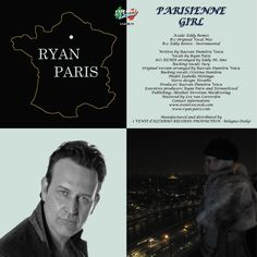 "Ryan Paris - Parisienne Girl [Eddy Club Remix 12''] 2012 €URO 80's ""La Radio del Ítalo Disco © 2011 - 2016 euro80s.net"