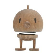 Hoptimist - Woody Bumble, oak - front, single image