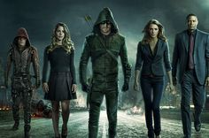 """Which """"Arrow"""" Character Are You Most Like"""