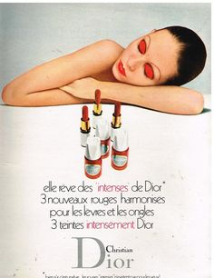 Christian Dior Maquillage 1971