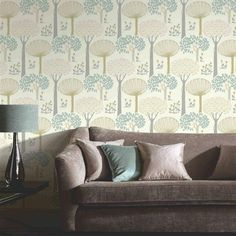 Tree wallpaper for walls is inspired by nature and helps bring the outdoors in. With many designs to choose from finding the right tree patterned wallpaper is a breeze. Tree designs are stylish and contemporary and very popular today. Designer Wallpaper, Wallpaper Bedroom, Tree Wallpaper Design, Wallpaper, Retro Wallpaper, Home Art, Interior Design, Childrens Bedroom Wallpaper, Childrens Bedrooms