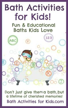 Bath Activities for Kids