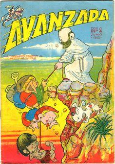 Avanzada #1, junio 1953