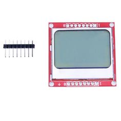84x48 5110 LCD Module White Backlight For Arduino UNO Mega Prototype - US$3.58 - Banggood Mobile