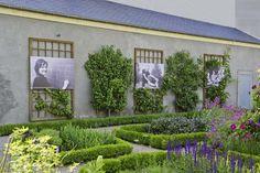Garden@château de Schengen Luxembourg