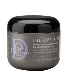 Design Essentials Therapeutics Anti-Itch Hair & Scalp Treatment 4 Ounce