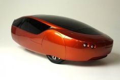 The Next Generation Of Urban Runabouts: 3D Printed Car. Future Vehicle, Futuristic Car, Urbee by Jjim Kor, Fused Deposition Modeling, FDM