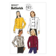 Mccall Pattern B5927 14-16-18-2-Butterick Pattern