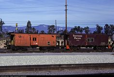 RailPictures.Net Photo: MILW 992158 Milwaukee Road Caboose at Bloomington, California by Craig Walker
