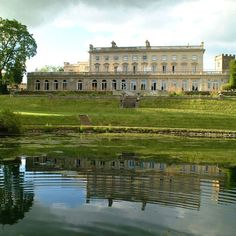 Cowley Manor - Gloucestershire where I went for music courses when a child