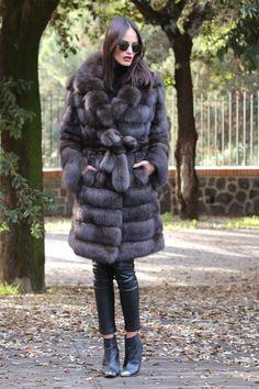 La fourrure manteau de fourrure manteau barguzinsky zibeline fur coat russian sable pelliccia соболь