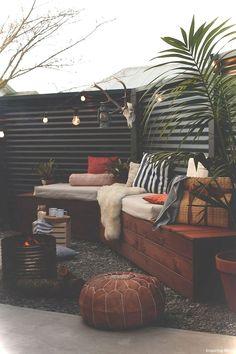 Gorgeous 67 Pretty Backyard Patio Ideas on A Budget https://roomaniac.com/67-pretty-backyard-patio-ideas-budget/