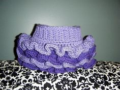 The Horse Town Hooker: Baby Tutu Free crochet pattern!