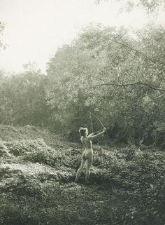 Paul Bergon, Diana, 1900
