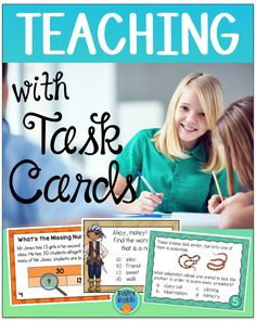 Reasons why task cards are the perfect teaching tool and how you can use them in your classroom