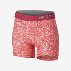 Nike Pro Spandex Shorts   Nike Store. Nike Pro Core Compression GFX Girls' Boyshorts