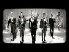 The Overtones - Loving The Sound (Official Video). I still stand proud and say that no matter how drippingly cheesy these guys are, you can't not love them. 'Specially Mike. Heeeeeeey, Mike.