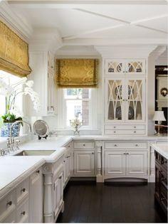 Kitchen ~ cabinets