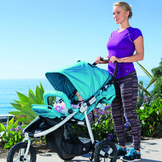 The Stroller Walk Workout 3 Cardio Workouts to Torch Baby Weight