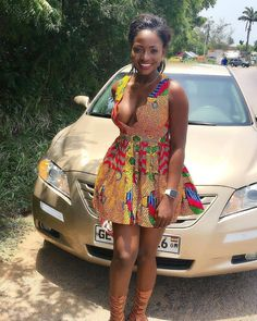 "African fashion Ankara styles, New Ankara designs for Ladies. The precision of every woman's goal is to always look good and be acceptable at all time, it is bound by this saying; ""that Looking good is a healthful business"