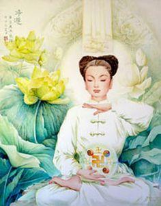 FALUN GONG: meditation exercise