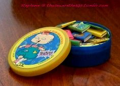 Rugrats chewing gum
