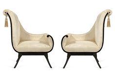 American Regency Chairs