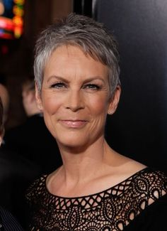 Jamie Lee Curtis is 53. She appeared in the AARP magazine topless for her 50th birthday