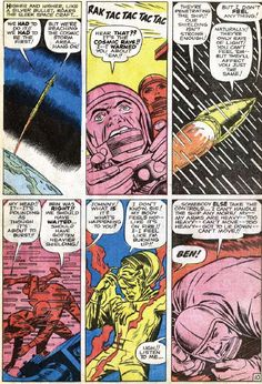 How it all started. Fantastic Four #1