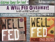 A Well Fed GIVEAWAY!