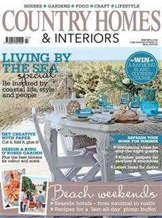 Country Homes Interiors Magazine