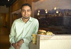 Tera V Burger makes its fast food vegetarian in Vancouver
