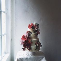 Floral cake, food photography, food styling, cake photography