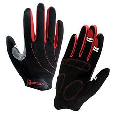 Product review for Boodun Biking Gloves,Wearproof Cycling Gloves Full Finger Antiskid Mountain Bike Gloves Road Racing Bicycle Gloves Riding Work Gloves for Women Men - Biking Gloves Antiskid Cycling Mountain Bike Gloves Riding Training Running Work Gloves Product Warranty: Our gloves will be all shipped directly from Amazon's Warehouse sold by Snow Fox Sports Direct, which can ensure that you could receive the parcel safely and quickly. We promise a...