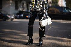 Milan Fashion Week SS17: Street Style Details  - ELLEUK.com
