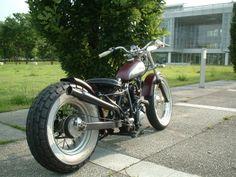 Devil's Hopper Yamaha TW200